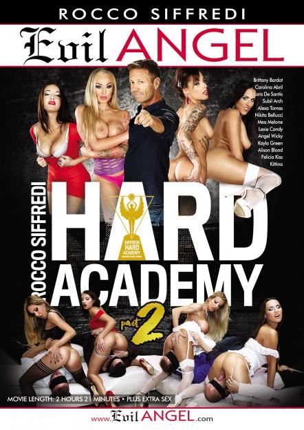 Rocco Siffredi Hard Academy #02 Dvd Cover