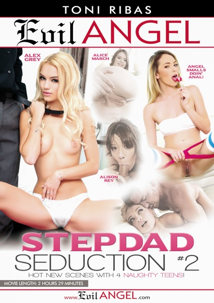 Alex Grey, Alice March, Alison Rey, Angel Smalls - Evil Angel - Stepdad Seduction 2