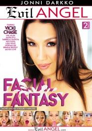 Facial Fantasy DVD Cover