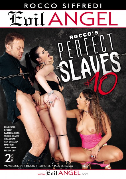 Rocco's Perfect Slaves #10 Dvd Cover