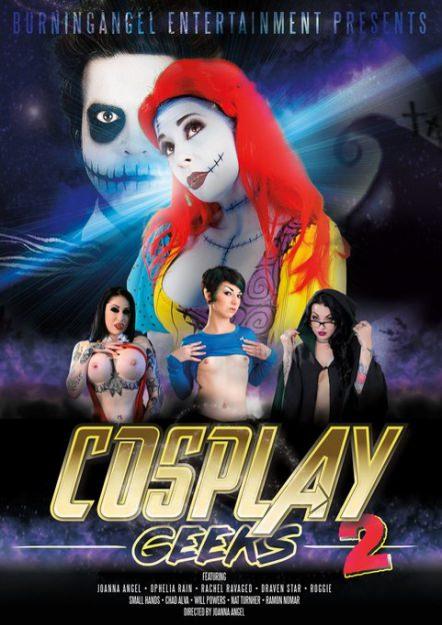 Cosplay Geeks 2 Dvd Cover
