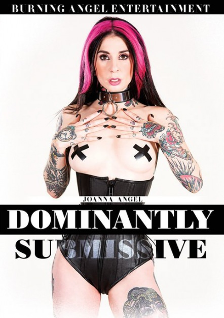 Joanna Angel Dominantly Submissive Dvd Cover