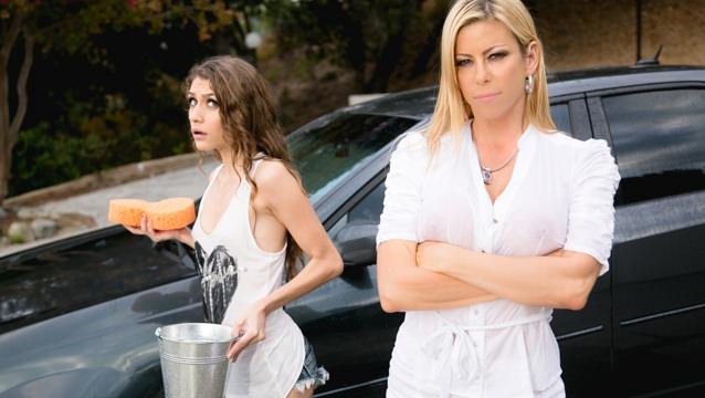 MommysGirl – Chore Duty Part 2 – Rebel Lynn & Alexis Fawx