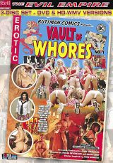 Vault Of Whores Dvd Cover