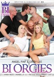Bi Orgies DVD Cover