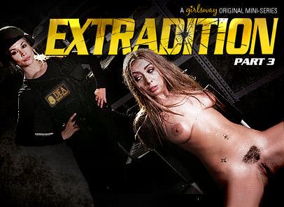 GirlsWay – Extradition Part Three – Sarah Vandella & Kat Dior