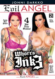 Whore's Ink #03 DVD Cover