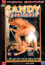 Sandy Insatiable Dvd Cover