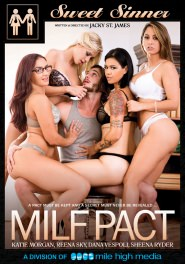 MILF Pact DVD Cover