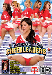 Transsexual Cheerleaders #04 DVD Cover