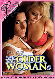 Her First Older Woman #08 DVD Cover