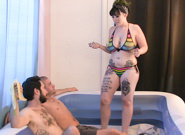 Bts episode 78 joanna angel tommy pistol small hands xander corvus axis evol kandy kummings kimberly chi. Axis Evol wanted to do an oil scene, so we gave her an inflateable swimming pool in the living room and all the oil we could find in the place. We make dreams ejaculate true, duh. Enjoy watching her sensually drip the oil all over her considerable natural titties and juicy anal during her photoshoot. Newbie Kandy Kummings knows how to take a picture. Small Hands gets jiggy with it as usual. Tommy Pistol sings a little tune. There are slick boobs and butts and body parts everywhere - and uh, things get a little weird! That's how we do.