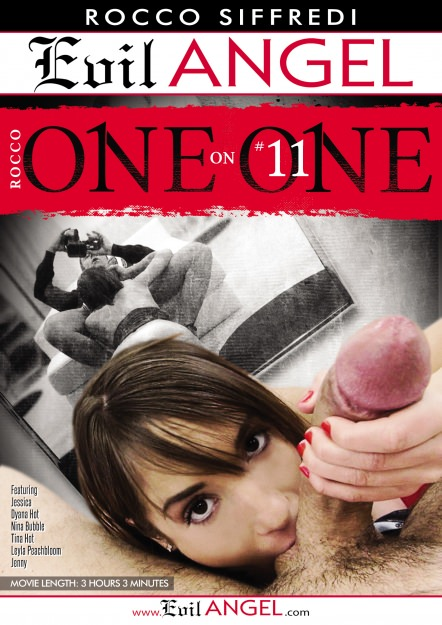 Rocco One On One #11 DVD Cover