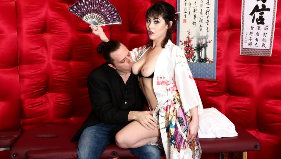 Asian Strip Mall Massage #03, Scene #03