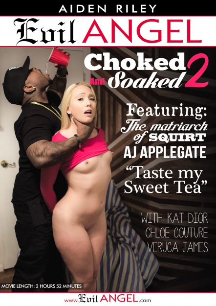 Choked And Soaked #02 Dvd Cover