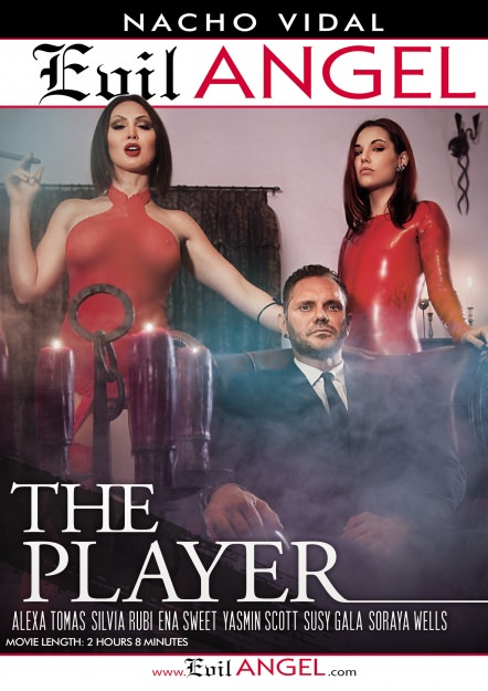 The Player Dvd Cover