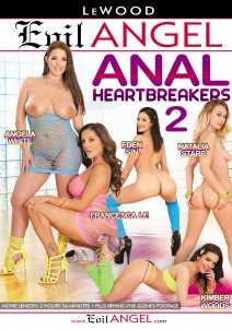 Anal Heartbreakers #02 Dvd Cover