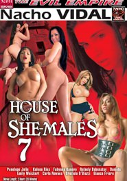 House Of She-Males #07 DVD