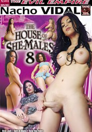 House Of She-Males #08 DVD