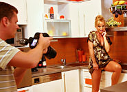 Silvia Saint Solo - Kitchen, Scene #02