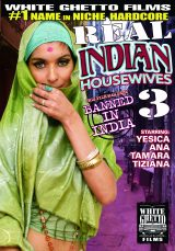 Real Indian Housewives #03 Dvd Cover