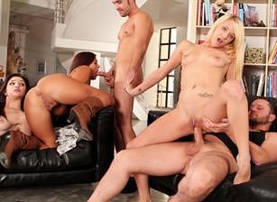 Neighborhood Swingers #04, Scene #2