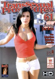 Transsexual Prostitutes #61 DVD Cover