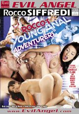 Rocco's Young Anal Adventurers Dvd Cover