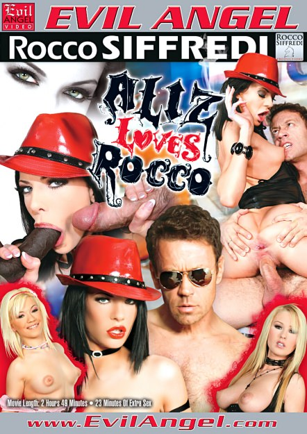 Aliz Loves Rocco Dvd Cover