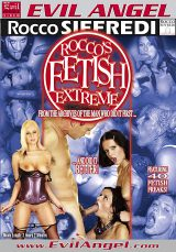 Rocco's Fetish Extreme Dvd Cover