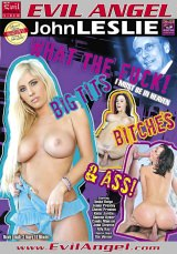 What The Fuck! Big Tits, Bitches and Ass!  Dvd Cover