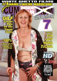 I Wanna Cum Inside Your Grandma #07 DVD Cover