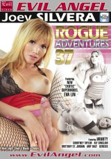 Rogue Adventures #37 Dvd Cover