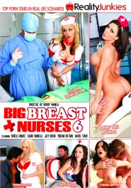 Big Breast Nurses #06 DVD Cover