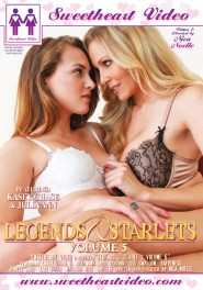 Legends and Starlets Volume 05 DVD Cover