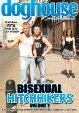 Bisexual Hitchhikers Volume 02 Dvd Cover