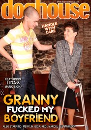 Granny Fucked My Boyfriend DVD Cover