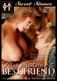 My Mother's Best Friend Volume 03 DVD Cover