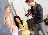 Mature and Young : Couples Seeking Teens #04 - Nicole Ray & Kris Slater & India Summer!