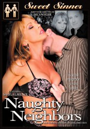 Naughty Neighbors DVD Cover