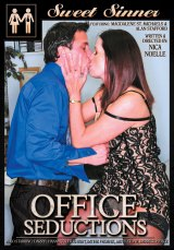 Office Seductions Dvd Cover
