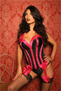 Black and Pink Corset picture 8