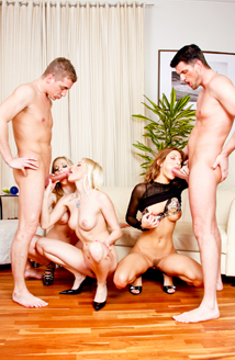 Bachelor Party Orgy Picture