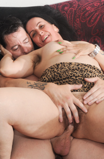 Horny Grannies Love To Fuck #04 Picture