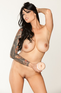 Tera Patrick - Fleslight Strip set2 Picture